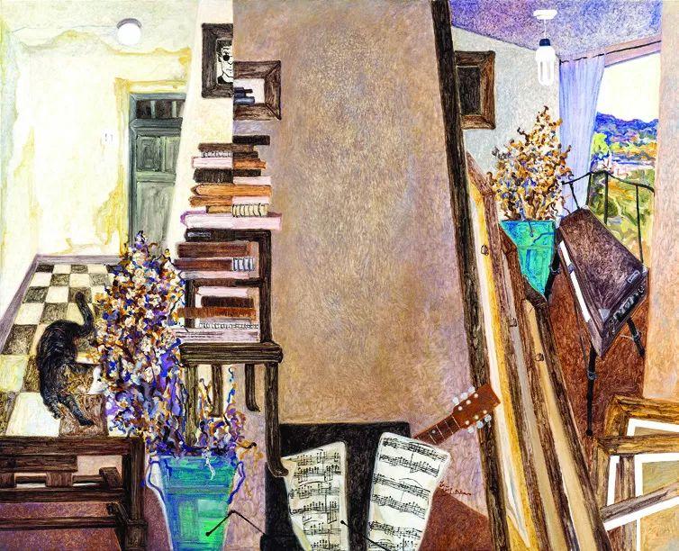 第十三届全国美展油画作品展全集595幅 (上)插图153