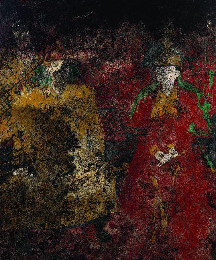 第十三届全国美展油画作品展全集595幅 (上)插图154