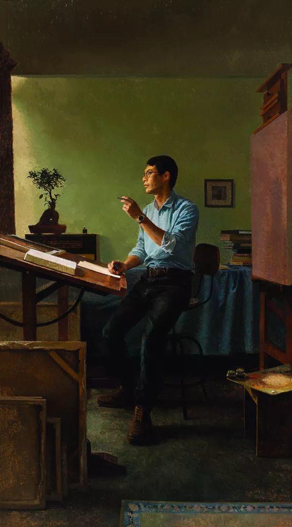 第十三届全国美展油画作品展全集595幅 (上)插图170