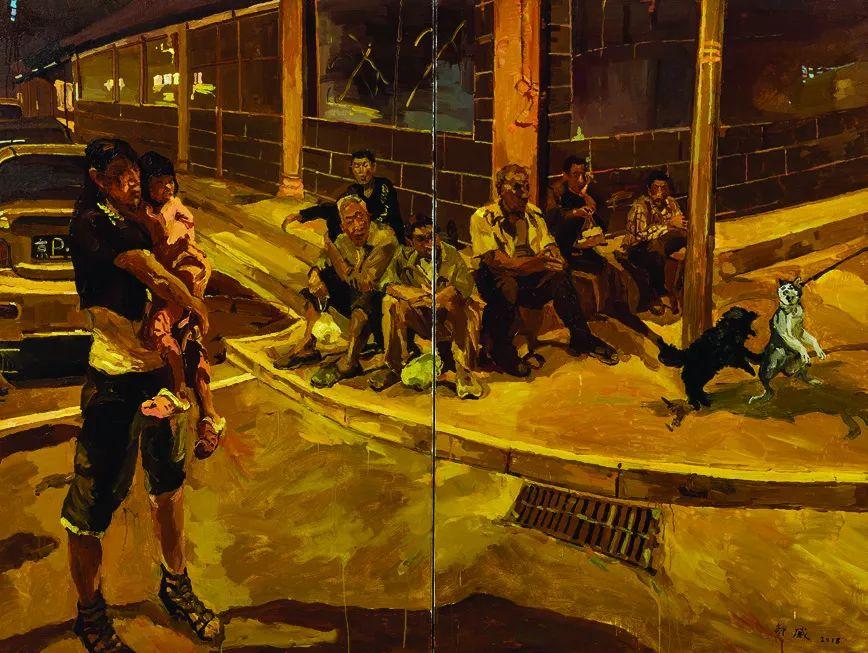 第十三届全国美展油画作品展全集595幅 (上)插图176