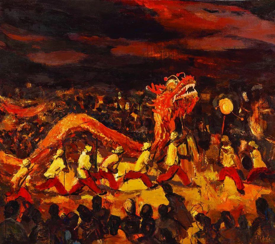 第十三届全国美展油画作品展全集595幅 (上)插图183