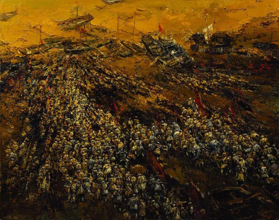 第十三届全国美展油画作品展全集595幅 (上)插图204
