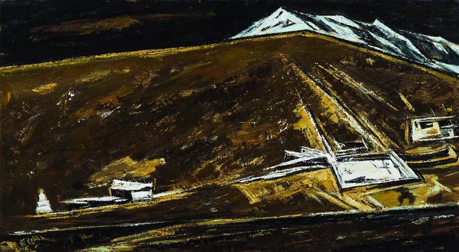 第十三届全国美展油画作品展全集595幅 (上)插图205