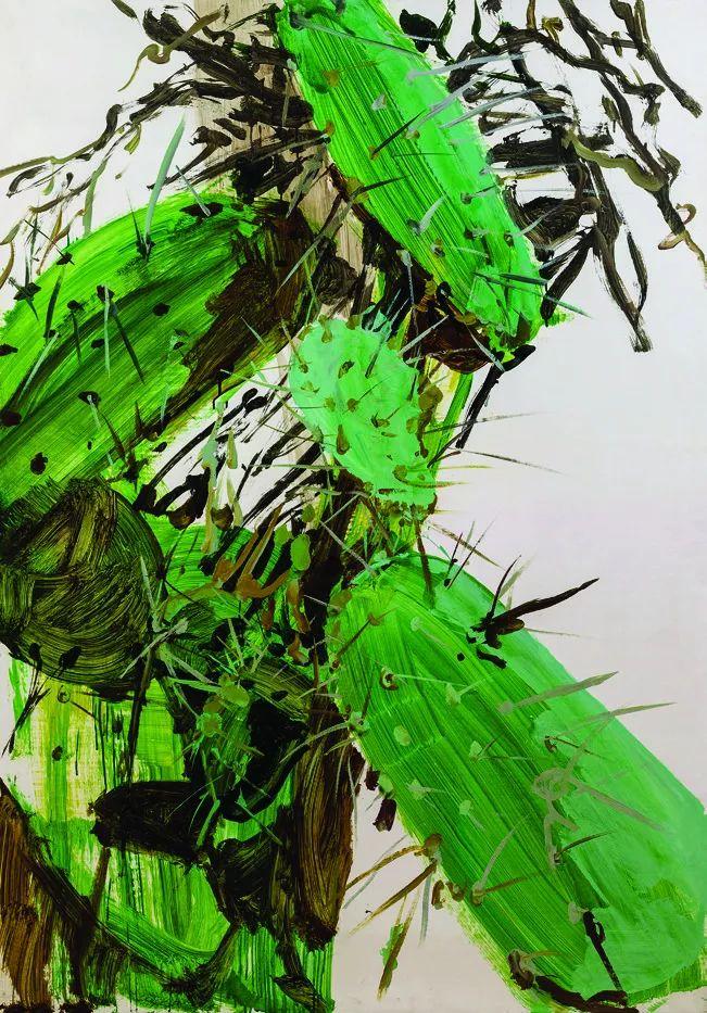 第十三届全国美展油画作品展全集595幅 (上)插图206