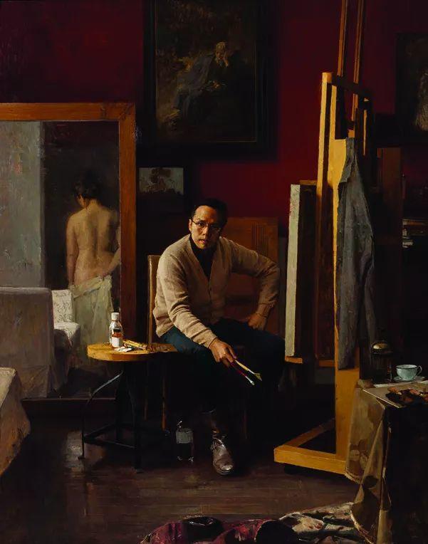 第十三届全国美展油画作品展全集595幅 (上)插图209