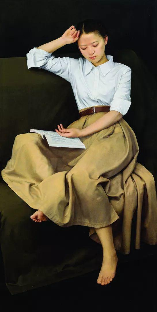 第十三届全国美展油画作品展全集595幅 (上)插图217