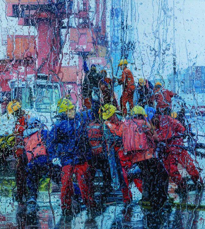 第十三届全国美展油画作品展全集595幅 (上)插图220