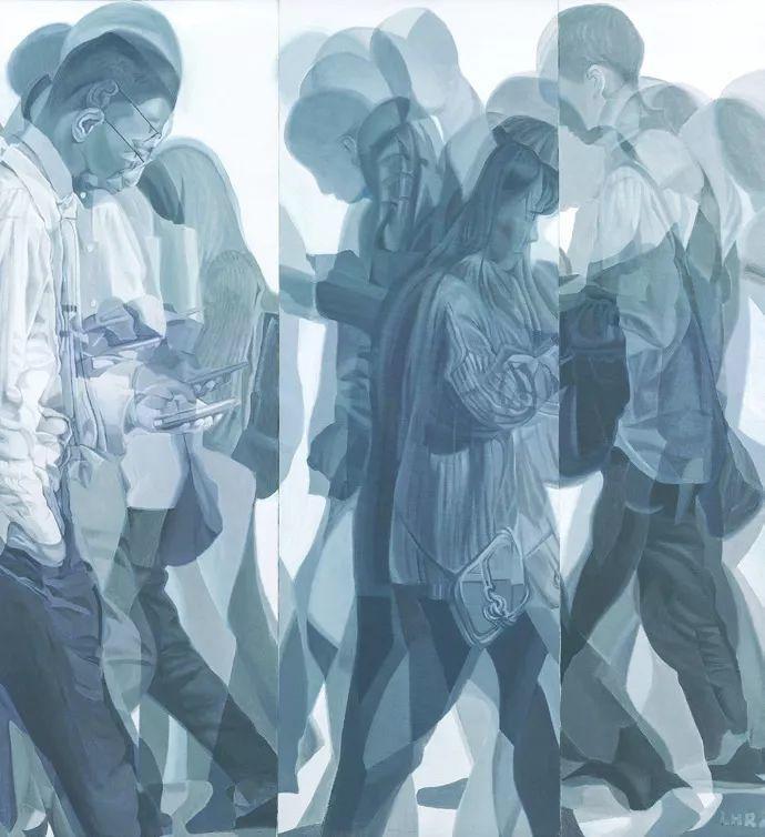 第十三届全国美展油画作品展全集595幅 (上)插图226