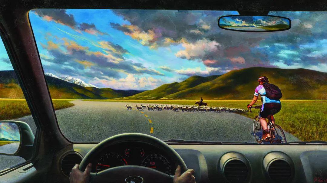 第十三届全国美展油画作品展全集595幅 (上)插图239