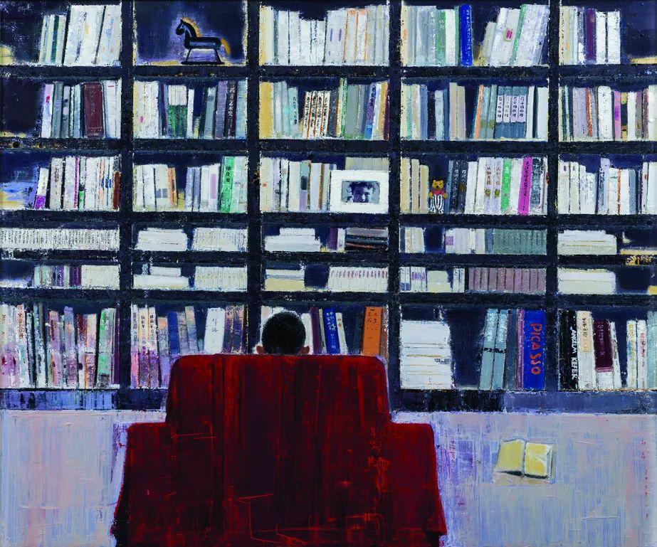 第十三届全国美展油画作品展全集595幅 (上)插图247