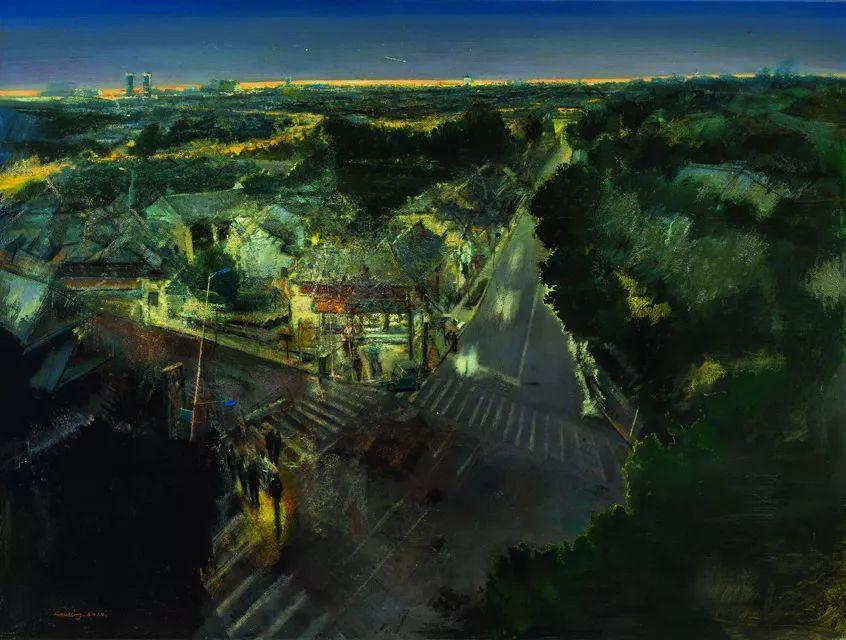 第十三届全国美展油画作品展全集595幅 (上)插图252