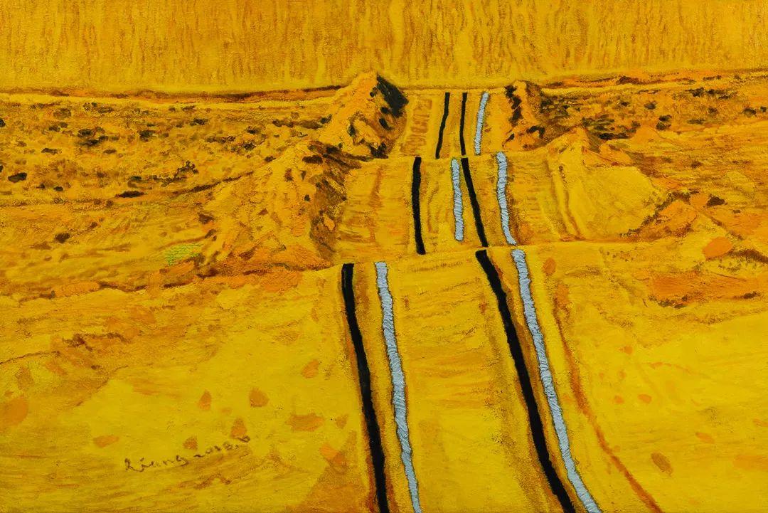 第十三届全国美展油画作品展全集595幅 (上)插图260