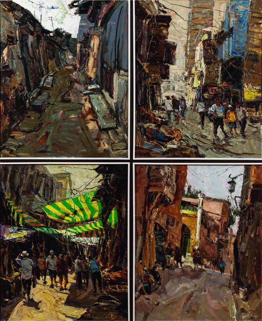 第十三届全国美展油画作品展全集595幅 (上)插图261
