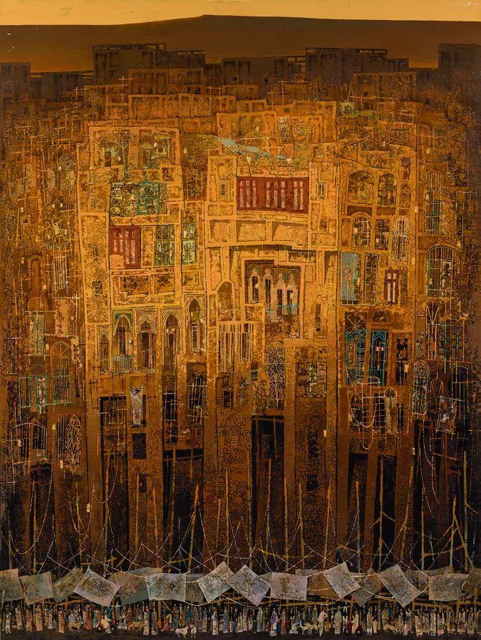 第十三届全国美展油画作品展全集595幅 (上)插图272