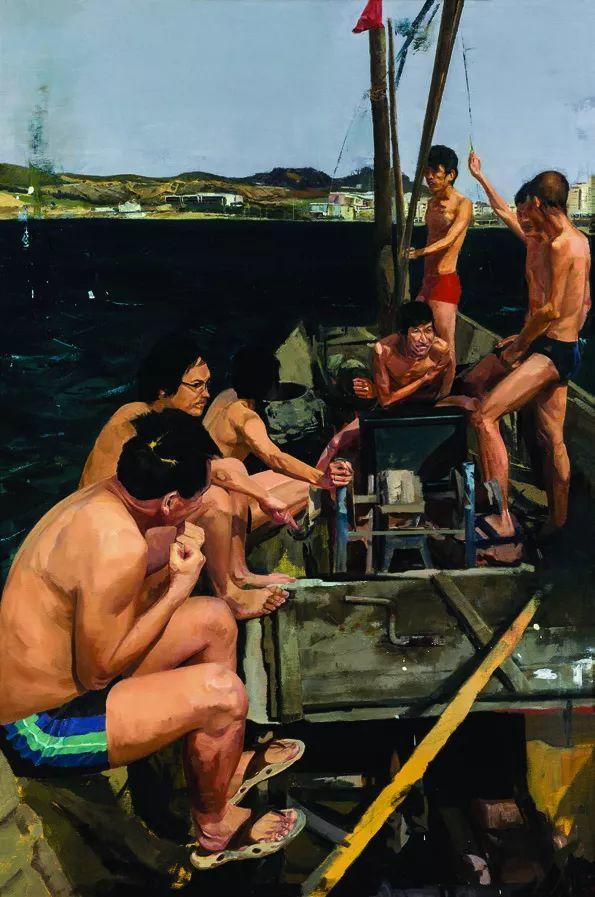 第十三届全国美展油画作品展全集595幅 (上)插图273