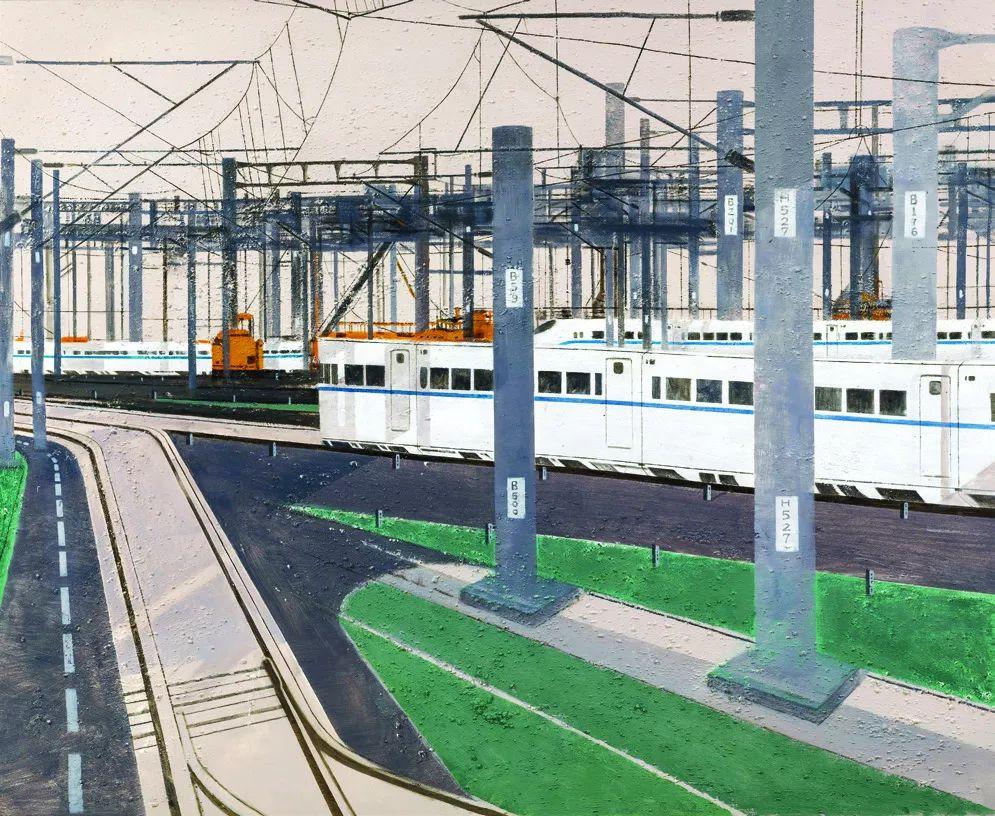 第十三届全国美展油画作品展全集595幅 (上)插图276