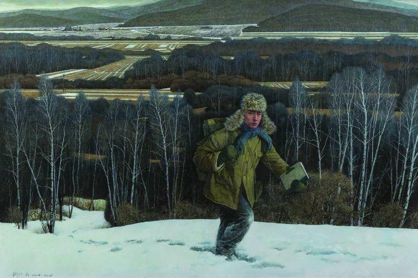 第十三届全国美展油画作品展全集595幅 (上)插图279