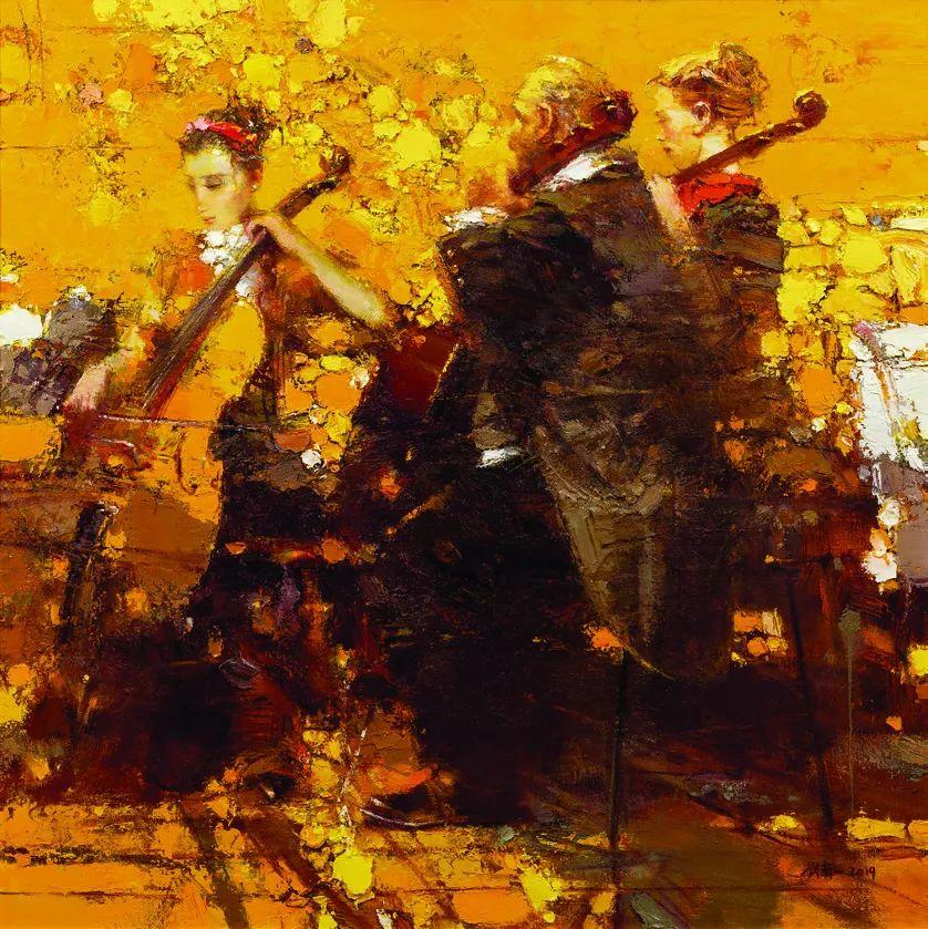 第十三届全国美展油画作品展全集595幅 (上)插图281