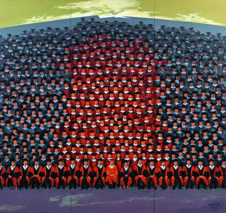 第十三届全国美展油画作品展全集595幅 (上)插图283