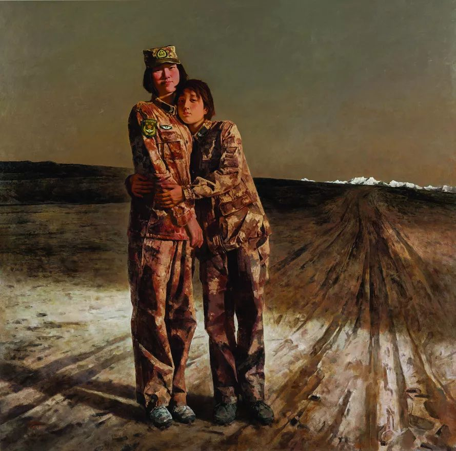 第十三届全国美展油画作品展全集595幅 (上)插图284