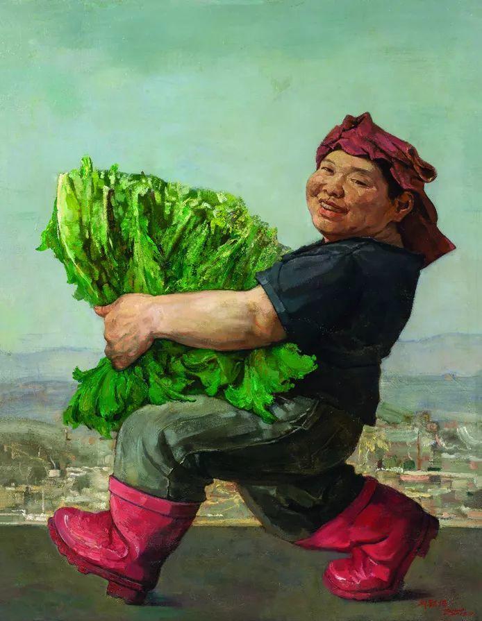 第十三届全国美展油画作品展全集595幅 (上)插图288