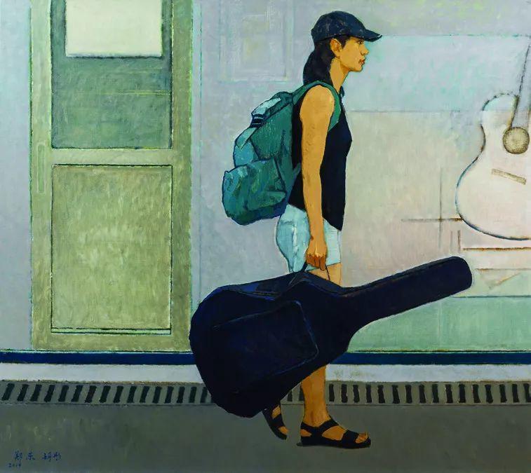 第十三届全国美展油画作品展全集595幅 (上)插图290