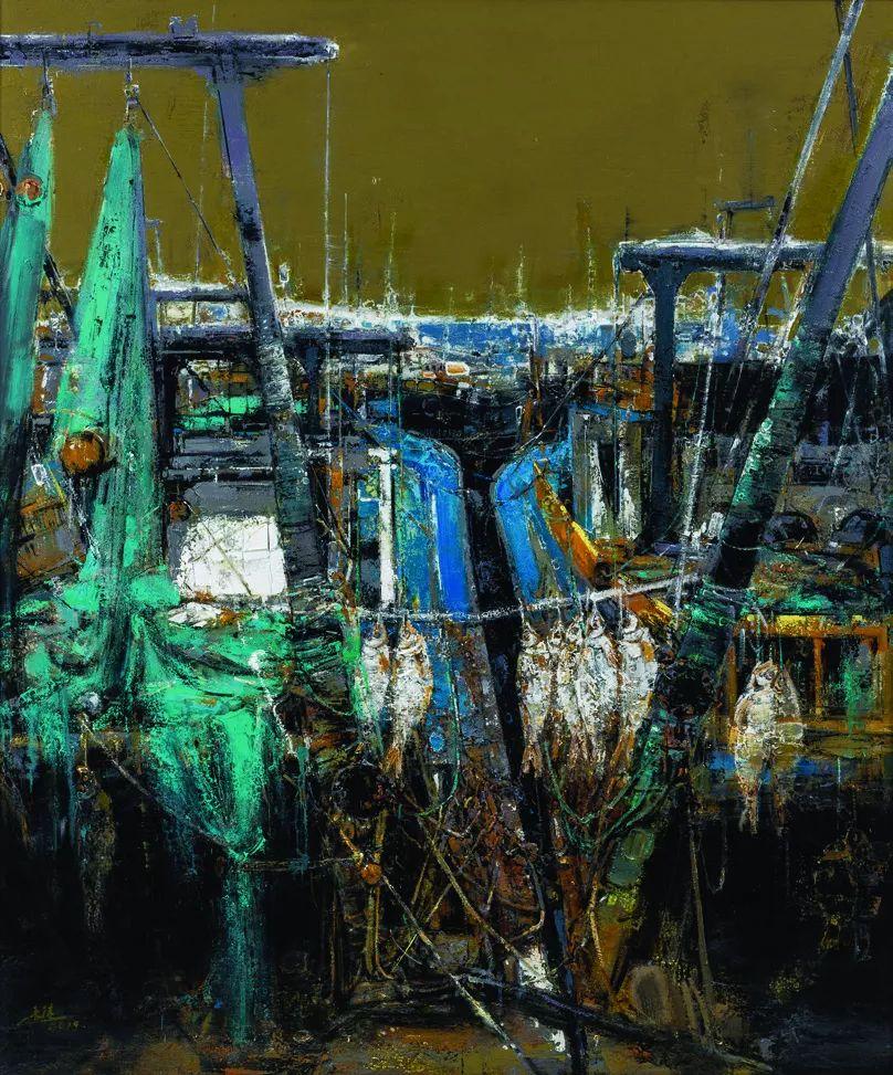第十三届全国美展油画作品展全集595幅 (上)插图292