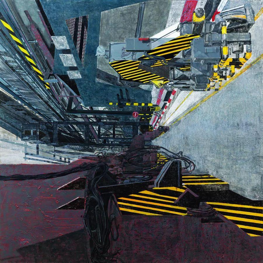第十三届全国美展油画作品展全集595幅 (上)插图294