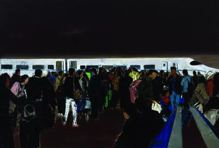 第十三届全国美展油画作品展全集595幅 (上)插图295