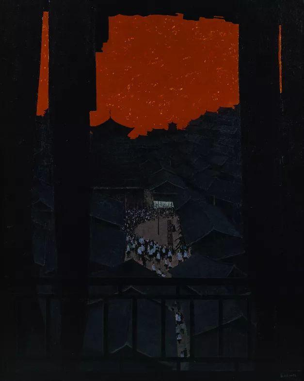 第十三届全国美展油画作品展全集595幅 (上)插图296