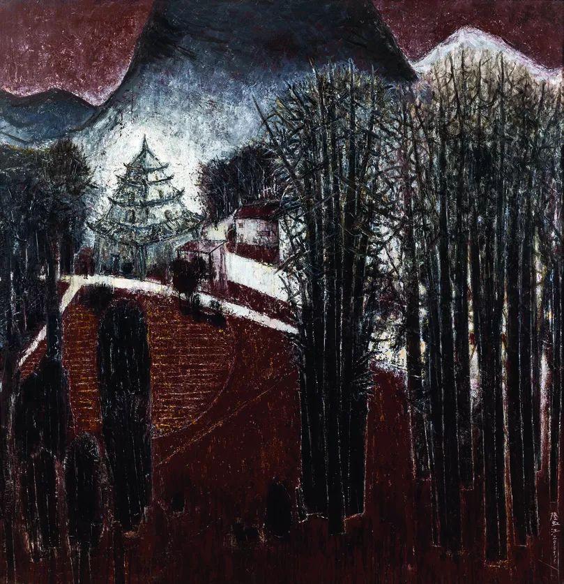 第十三届全国美展油画作品展全集595幅 (上)插图298