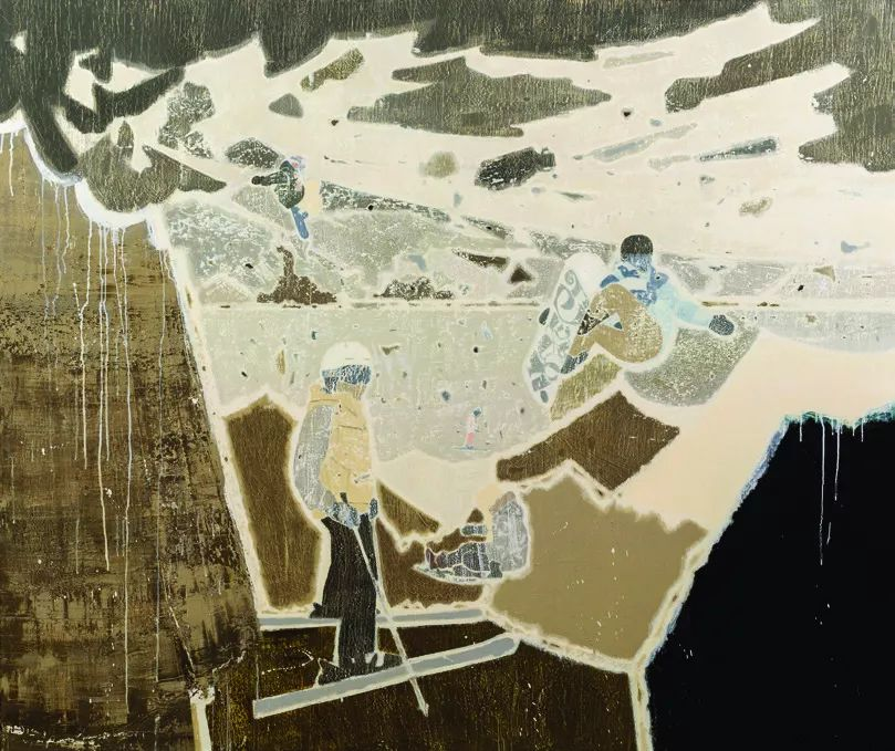 第十三届全国美展油画作品展全集595幅 (上)插图299