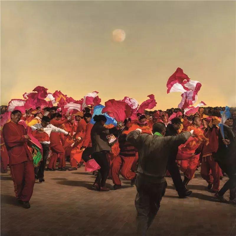 十三届全国美展,12件油画获奖提名作品插图5