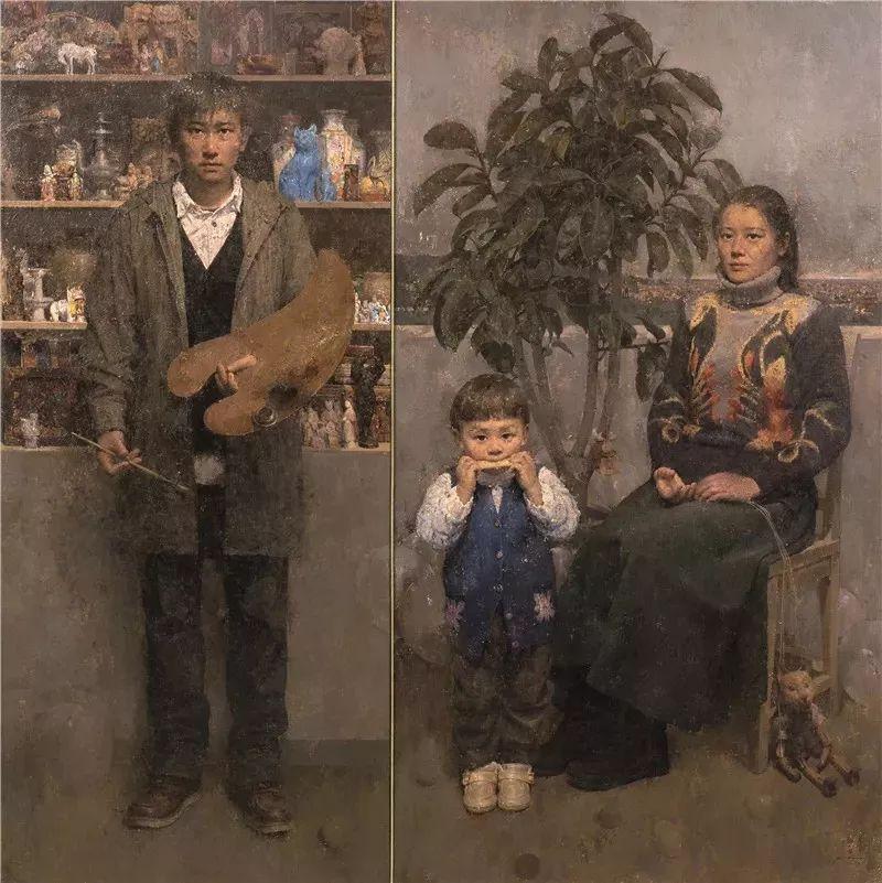 十三届全国美展,12件油画获奖提名作品插图12