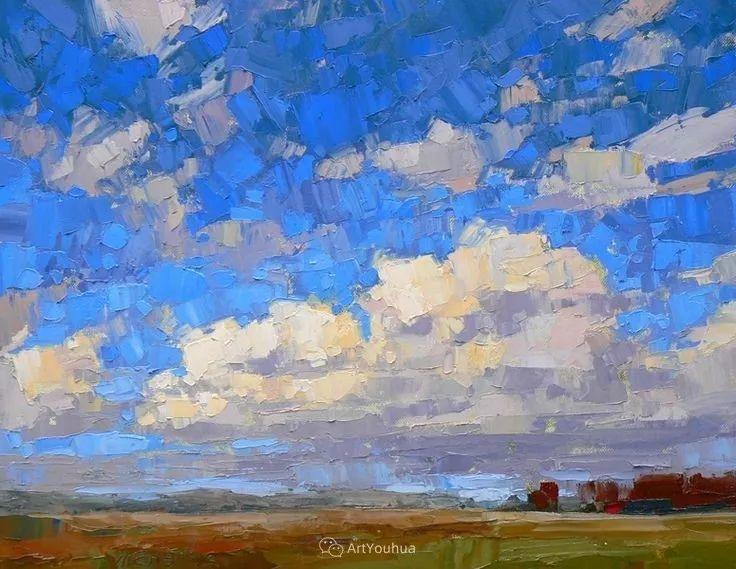 唯美至极的光与色,美国画家David Mensing插图3