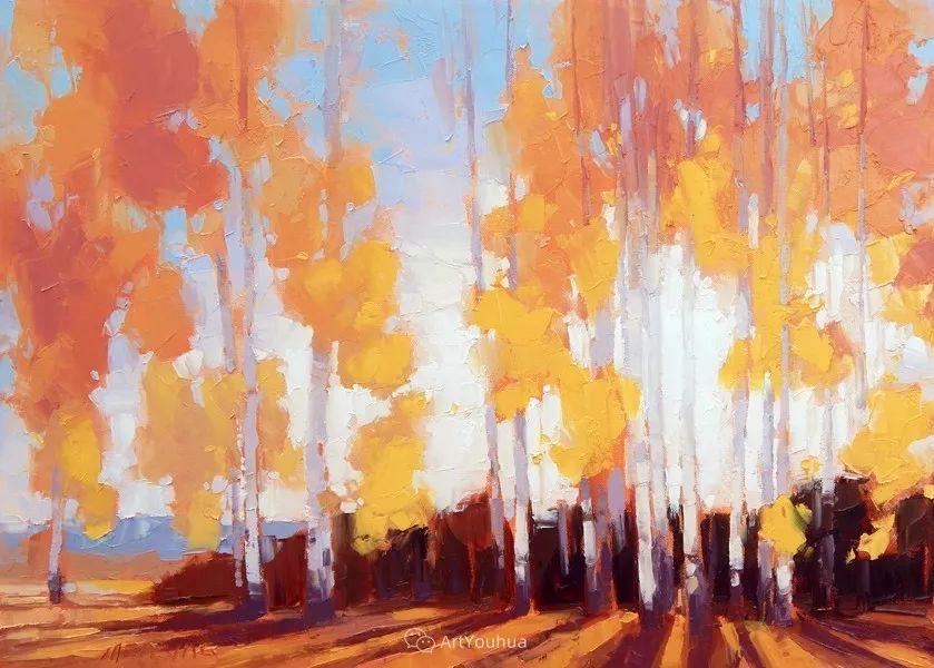 唯美至极的光与色,美国画家David Mensing插图5