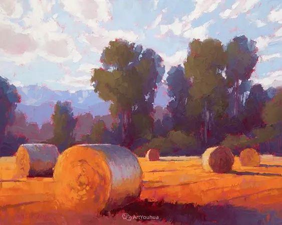 唯美至极的光与色,美国画家David Mensing插图7