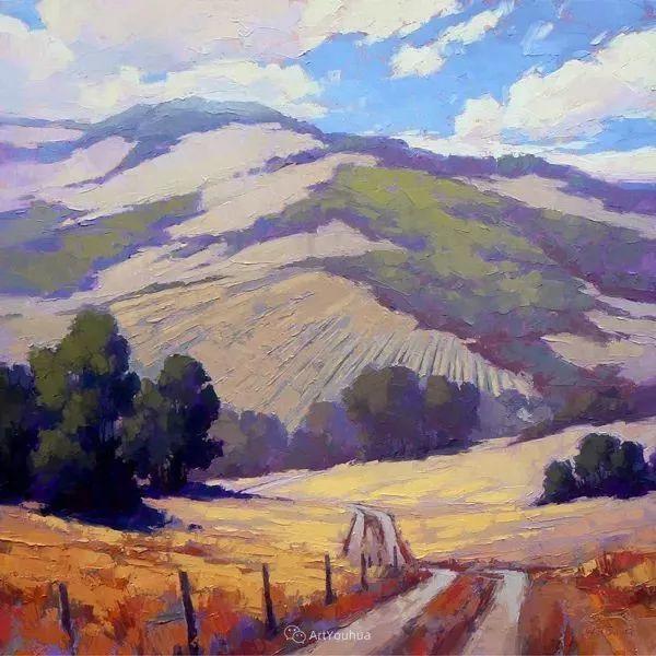 唯美至极的光与色,美国画家David Mensing插图13