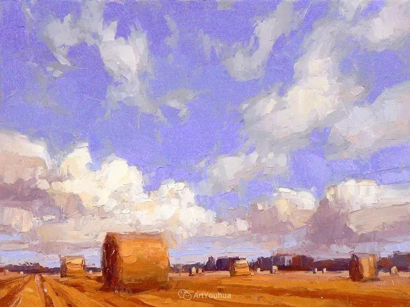 唯美至极的光与色,美国画家David Mensing插图15
