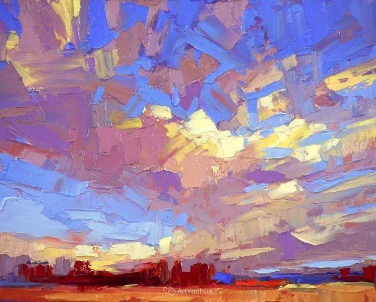 唯美至极的光与色,美国画家David Mensing插图21