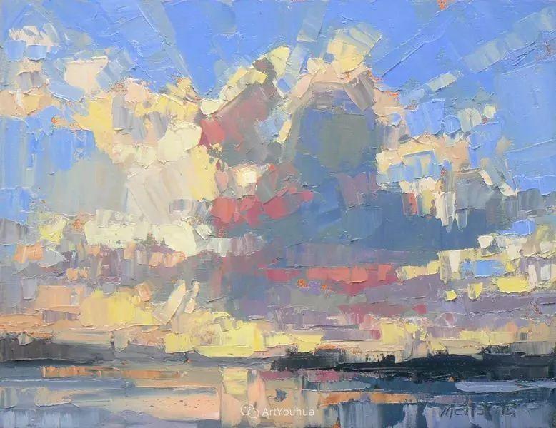 唯美至极的光与色,美国画家David Mensing插图23