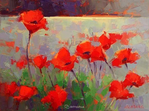 唯美至极的光与色,美国画家David Mensing插图27