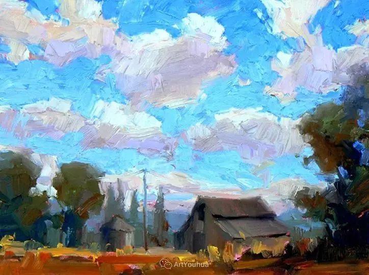 唯美至极的光与色,美国画家David Mensing插图33