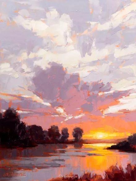 唯美至极的光与色,美国画家David Mensing插图37