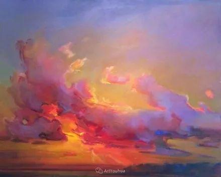 唯美至极的光与色,美国画家David Mensing插图39