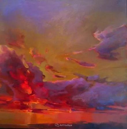 唯美至极的光与色,美国画家David Mensing插图41