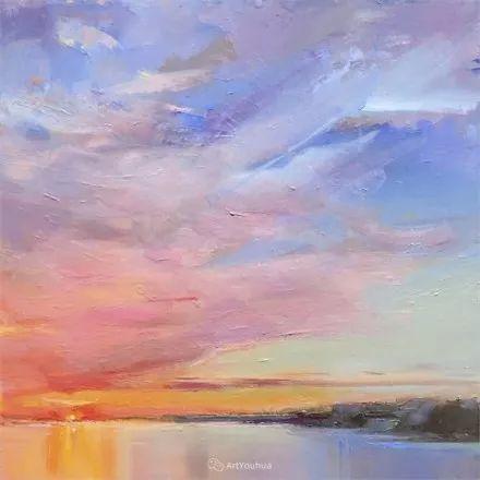 唯美至极的光与色,美国画家David Mensing插图43