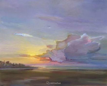 唯美至极的光与色,美国画家David Mensing插图45