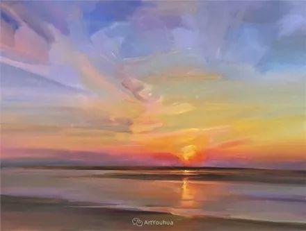 唯美至极的光与色,美国画家David Mensing插图49