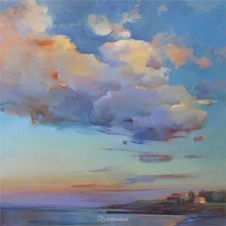 唯美至极的光与色,美国画家David Mensing插图51